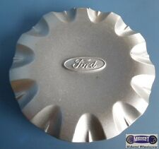 "'99-'03 FORD WINDSTAR, USED CAP, PAINTED SILVER, RAISED LOGO, 6-1/2"" DIA. 3323"