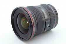 Canon EF 17-40mm f/4 L USM Lens Excellent++!