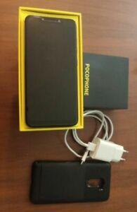 Xiaomi Pocophone F1 - 64 GB - Nero Grafite (Sbloccato) (Dual SIM)