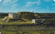 Postcard Mexico Uxmal Yucatan Governor's Palace Maya 1950s-60s MINT