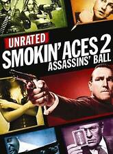 Smokin Aces 2: Assassins Ball (DVD, 2010, Rated/Unrated)