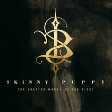 Skinny Puppy - The Greater Wrong Of The Right (CD) DIGIPAK