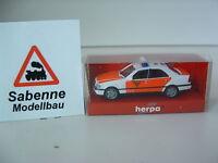 Herpa 043977 1/87 H0 Mercedes Benz C-Klasse Feuerwehr Würzburg OVP B650