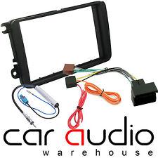 CT24VW04 VW Passat B6 2005 on Car Stereo Double Din Fascia Complete Fitting Kit