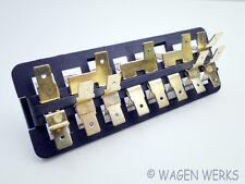 VW Bug Fuse Box - 8 Fuses 1961 to 1966