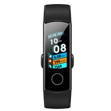"Original Huawei Honor Band 4 Wristband AMOLED Color 0.95"""" Touchscreen Blue"