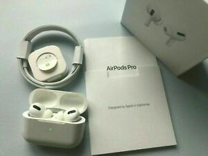 Apple Airpods Pro Wireless Charging Case Noise Cancellation -AU STOCK