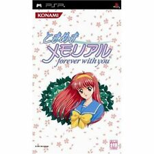 Used PSP  Tokimeki Memorial Forever With You  SONY PLAYSTATION JAPAN IMPORT