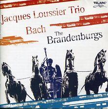Jacques Loussier Trio - Bach The Brandenburgs