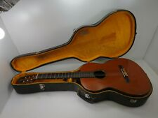 026- Vintage Aria Acoustic Guitar A559 6 String With Hardshell Case