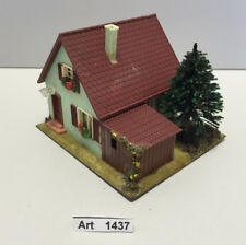 Wiad 1005 H0 Wohnhaus mit Geräteschuppen,Haus fertig gebaut,1:87,selten und RAR