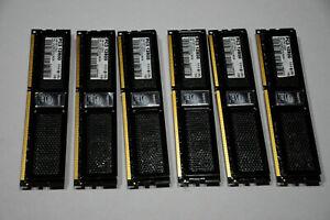 OCZ Intel XMP Edition 6 x 2gb DDR3-1600 (OCZ3X1600LV6GK)