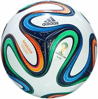 Adidas Brazuca Top Replique Match Ball Brazil World Cup Football Ball Size 5