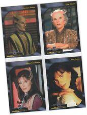 "Babylon 5 Special Edition SE - 4 Card ""Faces Of Delenn"" Set D1-D4 - Skybox 1997"