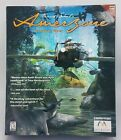 Amerzone: The Explorer's Legacy (pc, 1999) Big Boxed Computer Video Game Sealed