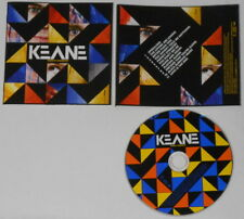 Keane  Perfect Symmetry  Japan cd