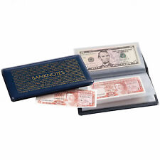 Lighthouse Collectors Pocket Album for Banknotes  - Wallet with 20 Sleeves