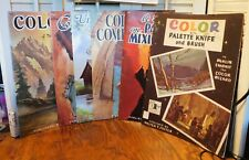 Lot 7 Walter Foster Art Books Drawing Painting Instructional Color Composition