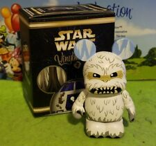 "Disney Park Vinylmation 3"" Set 4 Star Wars Chaser Wampa with Box"