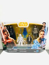 Star Wars Solo The Last Jedi 5 Pack Exclusive Force Link 3,75' 1 Piece MOC