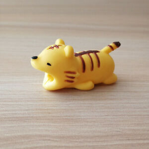USB Cable Protector Wire Animal Bite Charger Saver For iPhone Android Protection