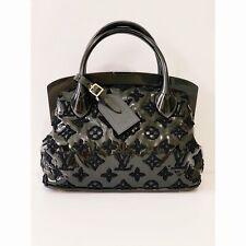 ❤️Authentic LOUIS VUITTON LOCKIT BB MONOGRAM FASCINATION Evening Bag Limited Ed