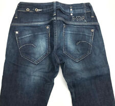 G-Star Raw 'MIDGE STRAIGHT WMN' Jeans W27 L28.5 EUC RRP $289 Womens