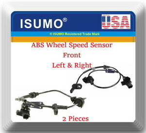 New ABS Speed Sensor Front Driver Left Side LH Hand for Honda CR-V 2002-2006