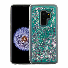 For Samsung Galaxy S9/S8/Plus Bling Liquid Glitter Protective Phone Case Cover