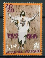 Vatican City Easter Stamps 2020 MNH Jesus Christ Religion 1v Set