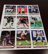 SI Sports Illustrated For Kids Magazine Uncut Sheet Panel - Duncan, DeMarco+