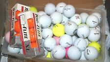 A/B Grade Golf Balls Used Lot of 50