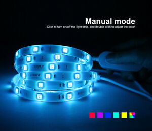 Livolo Zigbee Smd 5050 Led Tape Lights Flexible Color RGB Led Lights Strip