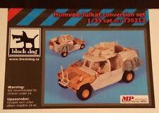 1/35 Black Dog Danish Humvee Julkat resin conversion