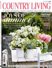 COUNTRY LIVING magazine - August 2020 (BRAND NEW/SEALED)