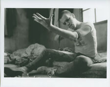 Trainspotting original 8x10 photo with snipe on verso Ewan MacGregor with drugs