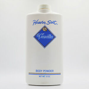 Heaven Sent Vanilla Body Powder By Mem Company Inc. 12 Oz