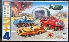 IMAI THUNDERBIRDS POD CONTAINER SET 4 Gerry Anderson