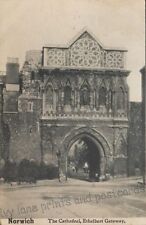 Norwich City Pre 1914 Printed Collectable English Postcards