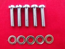 Weber 40 / 45 DCOE Carburettor  Screw Kit  Side Draught Carburetor