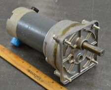 Paterson Gs3506 Electric Gear Motor 24 Volts Dc 68 Rpm 25 Inlb Gearmotor