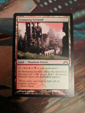 Stomping Ground - Gatecrash NM Dual Land Shock Land