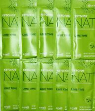 PRUVIT Keto 🍈  Lime Time🍈 NAT Charged - 10-Pack - FREE SHIPPING!