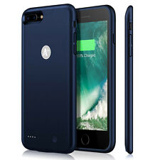 Ultra Slim 4000mAh Battery Charger Backup Power Bank Case F iPhone 7 Plus Phone