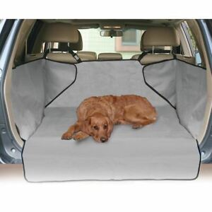"""K&H Pet Products Economy Cargo Cover Gray 52"""" x 40"""" x 18"""""""