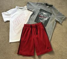 Nike Shorts Outfit For Y-Boys In Size M