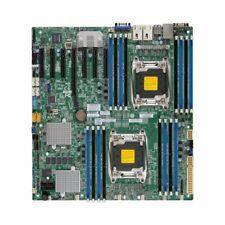 SuperMicro X10DRH-CT E ATX Server Motherboard Dual LGA 2011 Intel C612 Xeon NEW