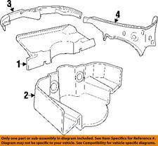 Dodge CHRYSLER OEM 97-02 Viper Interior-Rear-Carpet LC11DX9AC