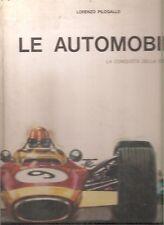 AUTOMOBILI PILOGALLO EDITRICE PICCOLI MILANO 1969 BARCILON SHISHKO NEGRONI