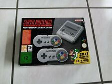 SNES Super Nintendo Mini Classic Konsole in OVP